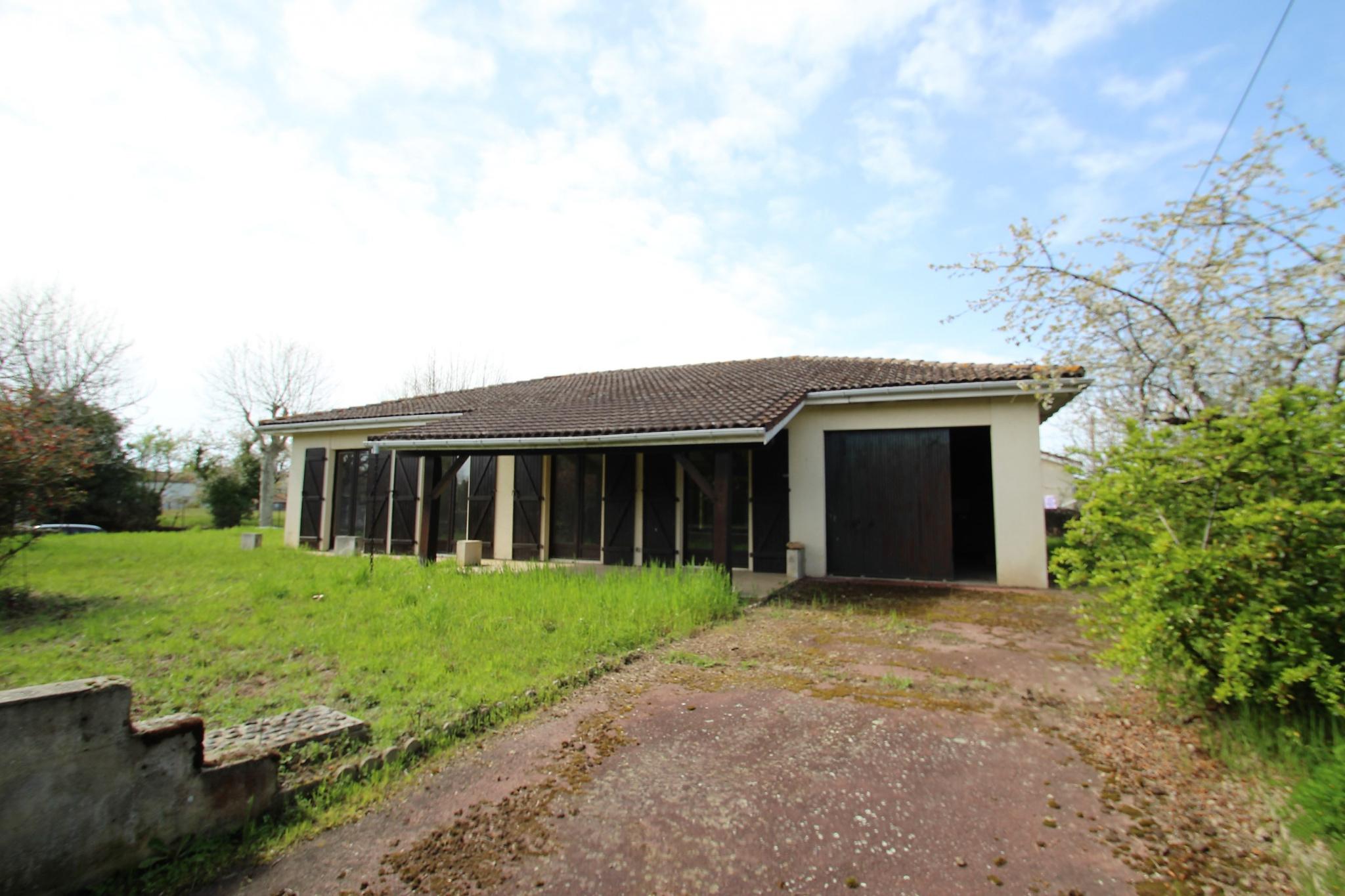Vente maison/villa 4 pièces riscle 32400