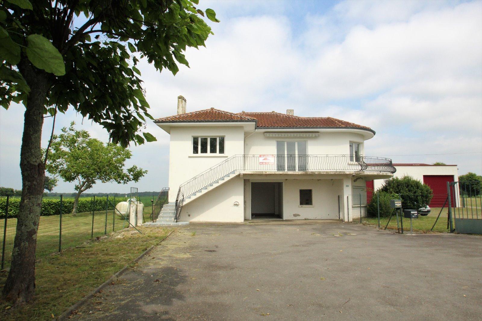 Location maison/villa 4 pièces aire sur l adour 40800
