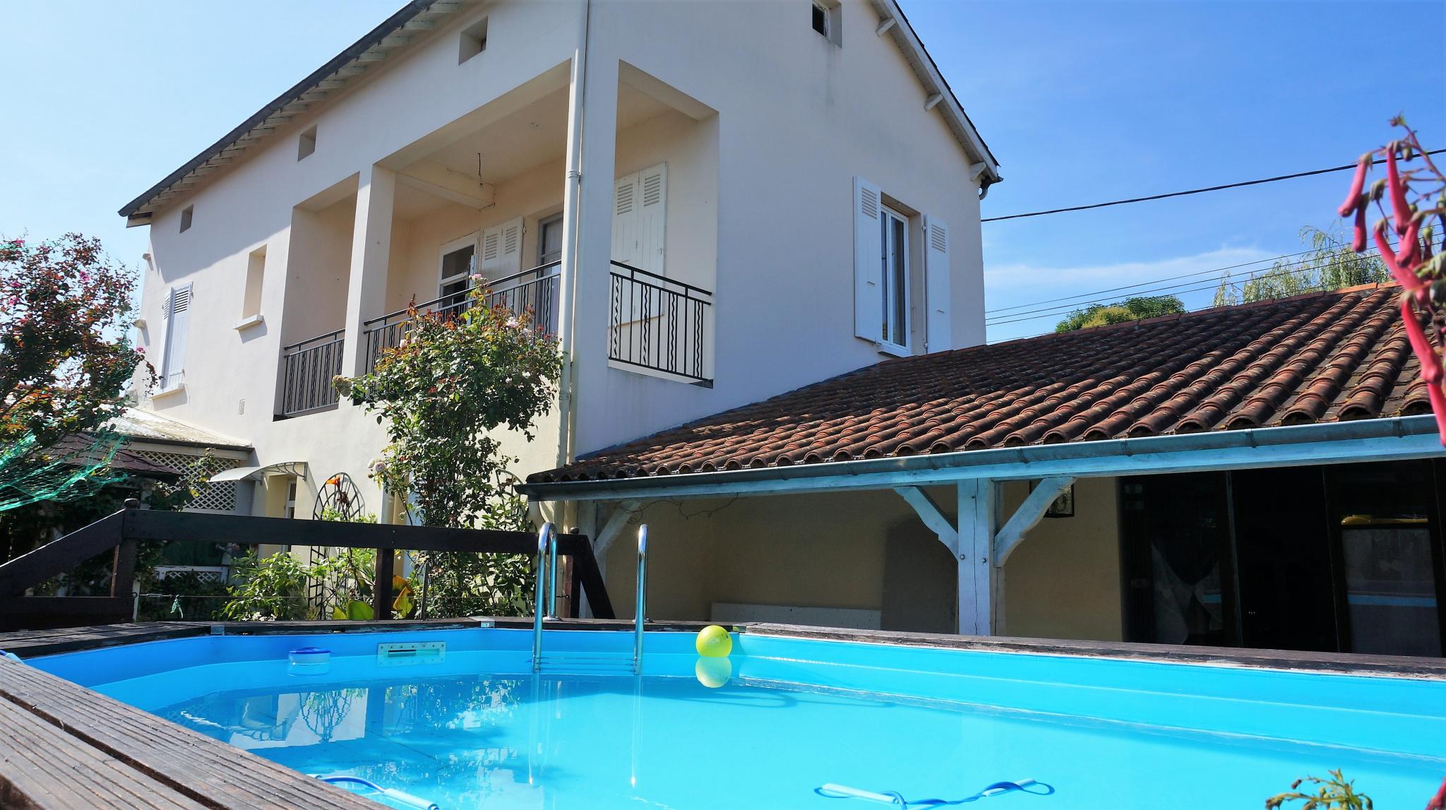 Vente maison/villa 7 pièces plaisance 32160