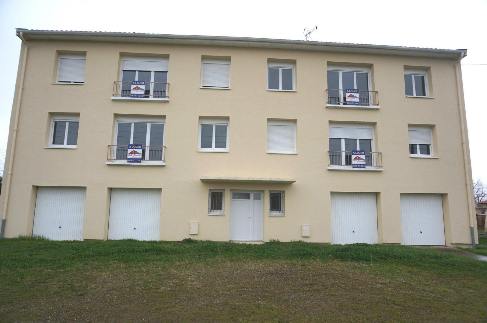 Location appartement 4 pièces aire sur l adour 40800