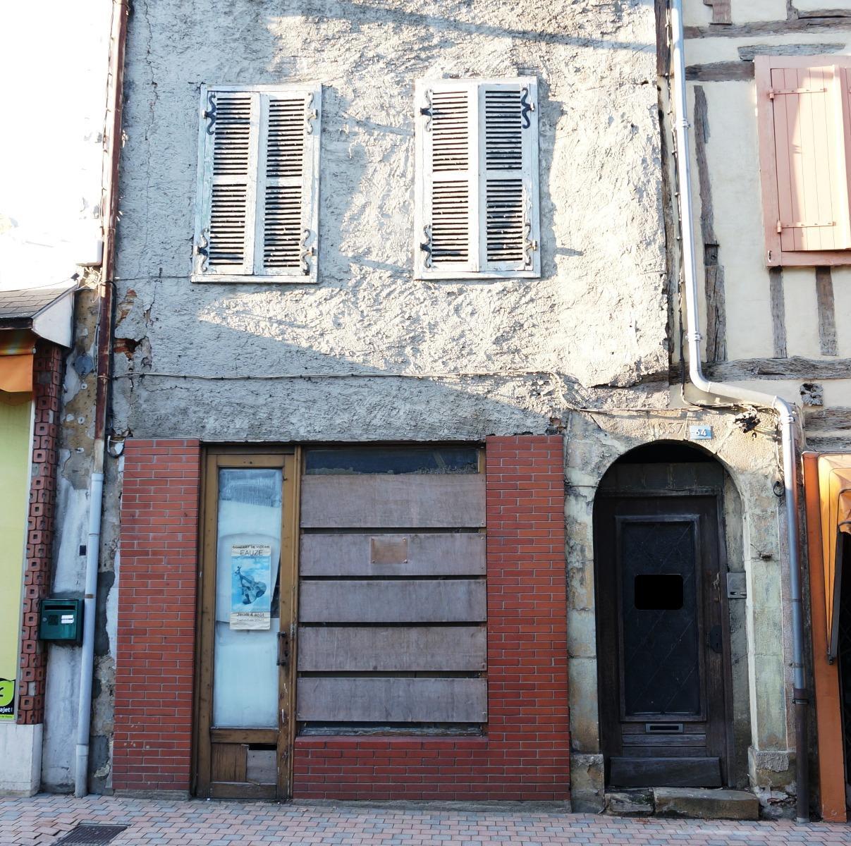 Vente maison/villa 4 pièces nogaro 32110
