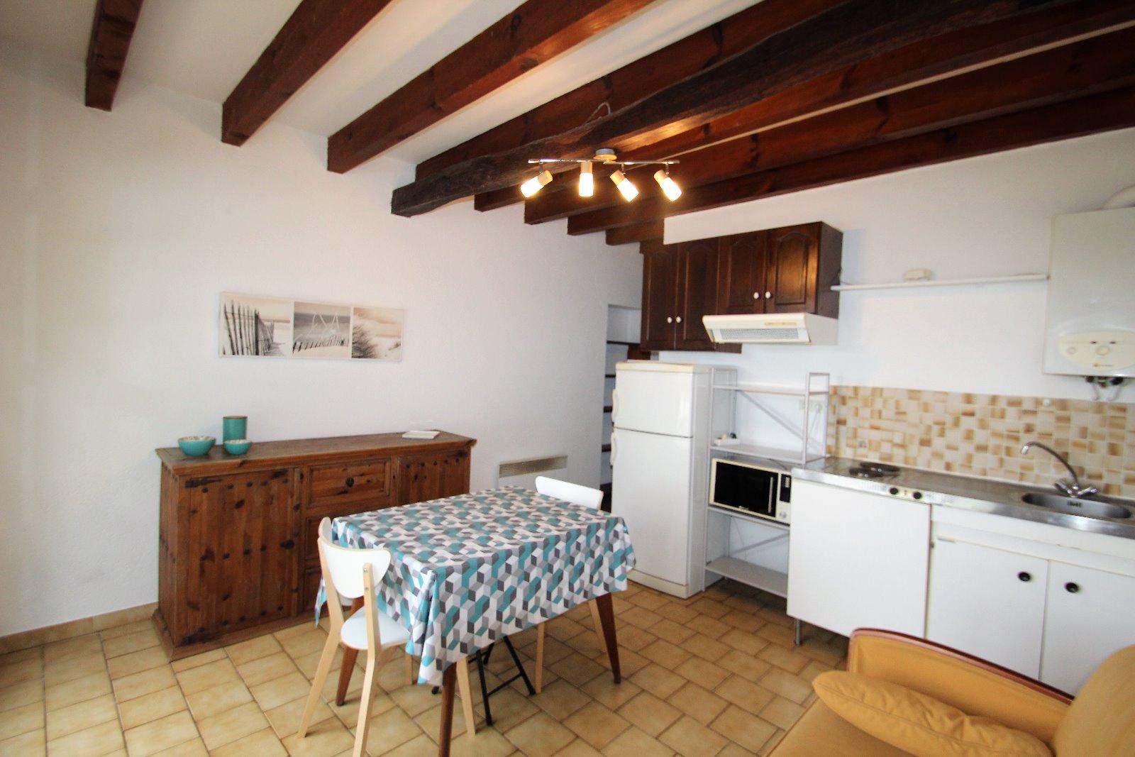 Location appartement 2 pièces eugenie les bains 40320