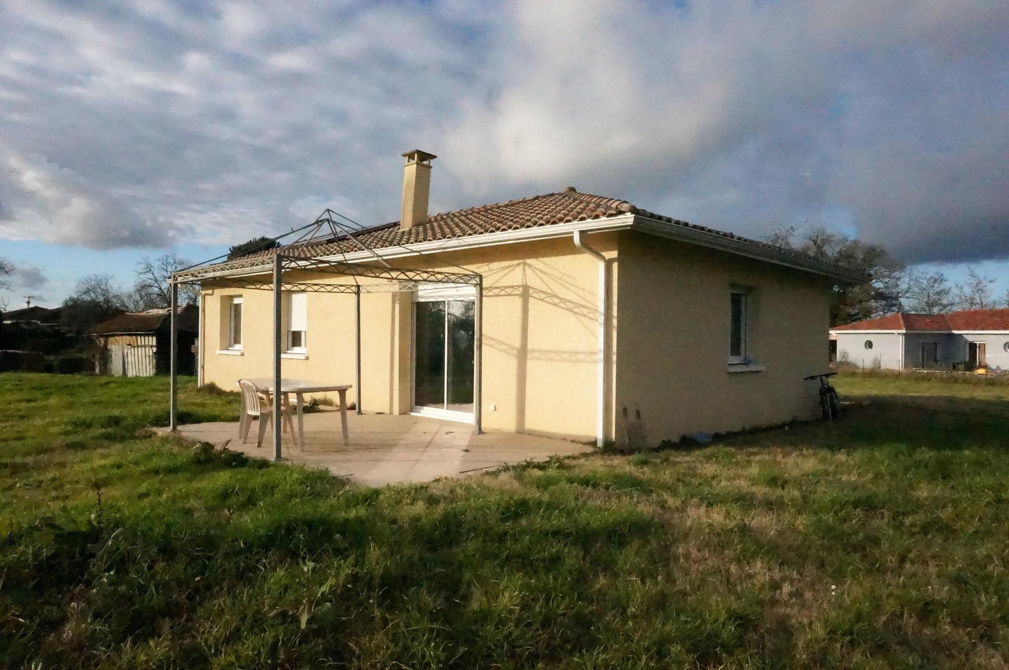 Vente maison/villa 4 pièces cazeres sur l adour 40270