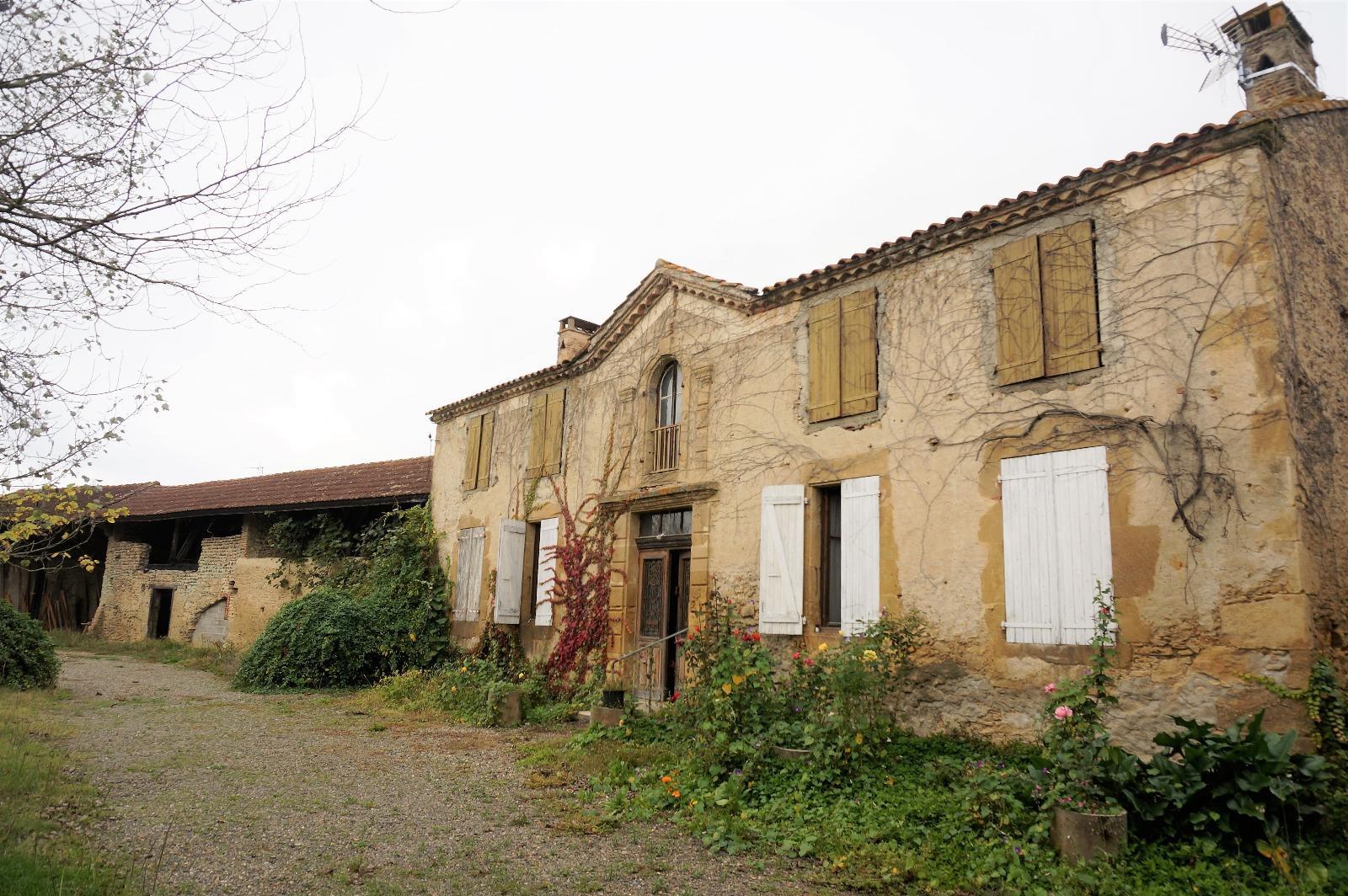 Vente maison/villa 10 pièces plaisance 32160
