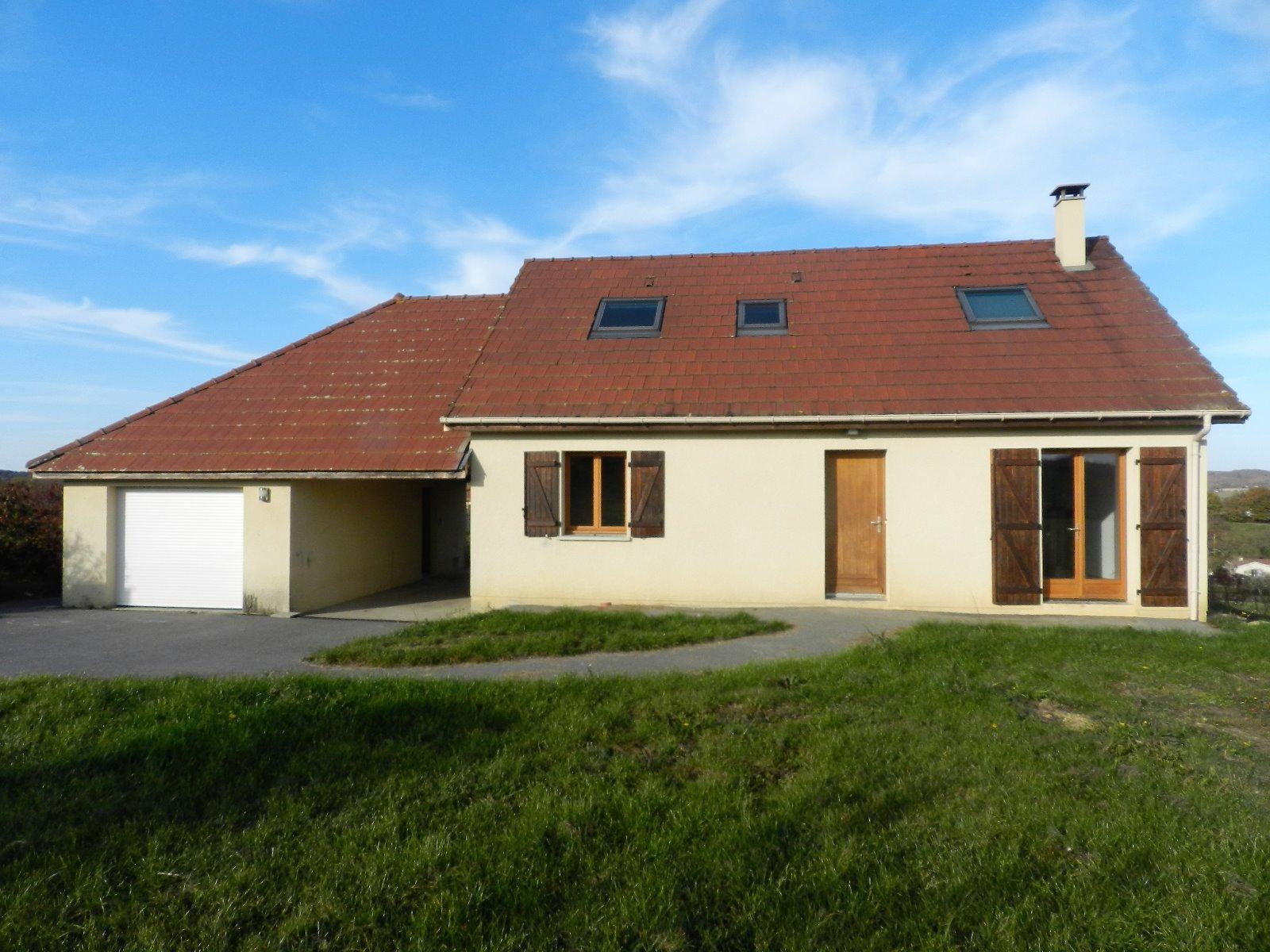 Location maison/villa 5 pièces projan 32400