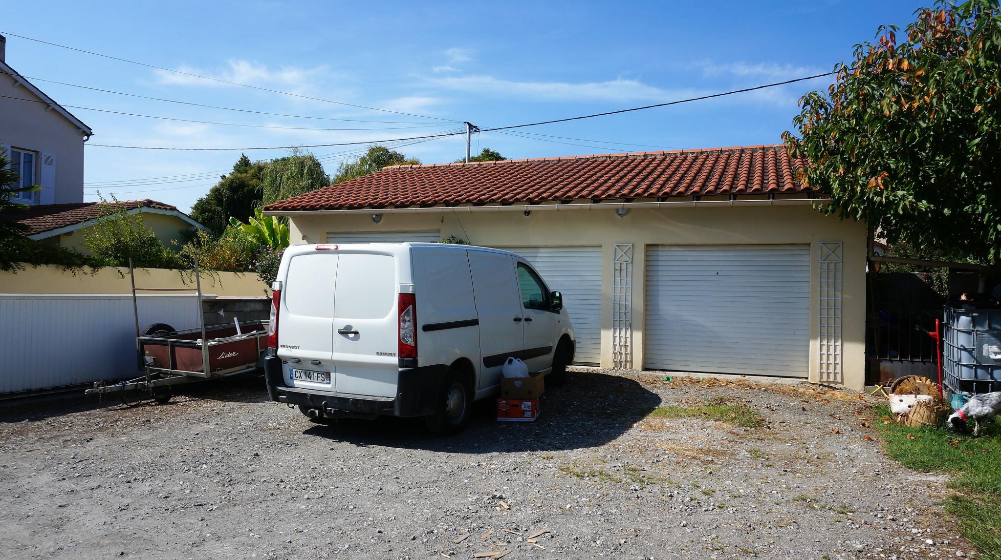Vente maison/villa 1 pièces plaisance 32160