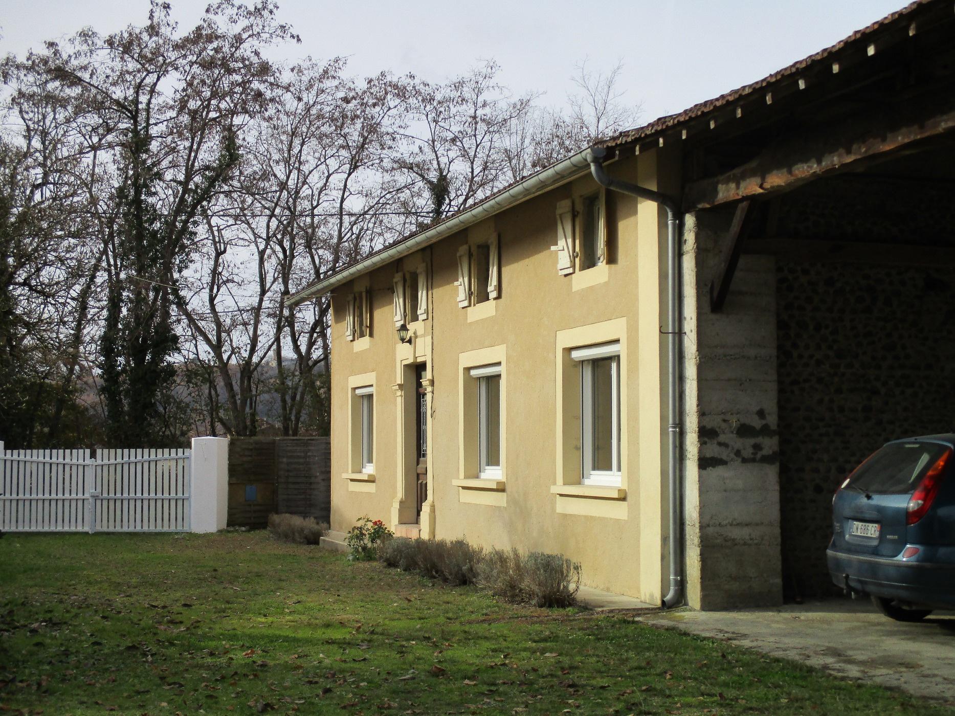 Vente maison/villa 3 pièces plaisance 32160